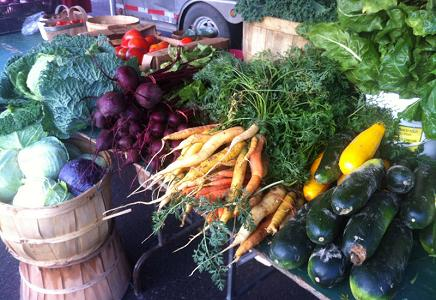 Regional Farmers' Markets