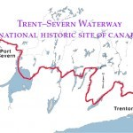 Trent Severn Waterway - An economic artery of Central Ontario - Photo Parks Canada