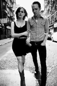 Whitehorse (Melissa McClelland and Luke Doucet) will perform at Market Hall