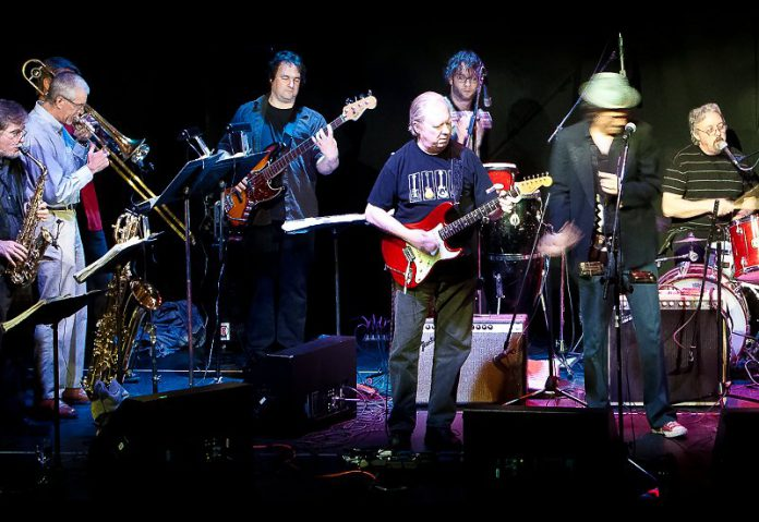 The Rocket Revue is Peterborough's 'swinginest and rockinest' rhythm and blues band