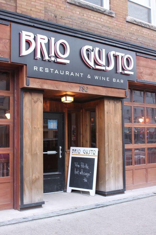 Brio Charlotte Restaurant Week