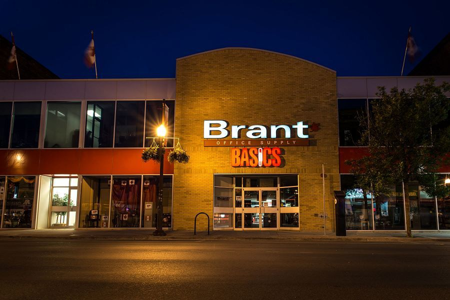 Brant Is A Revered Fixture On The George Street Landscape With Its 25 000 Square Feet