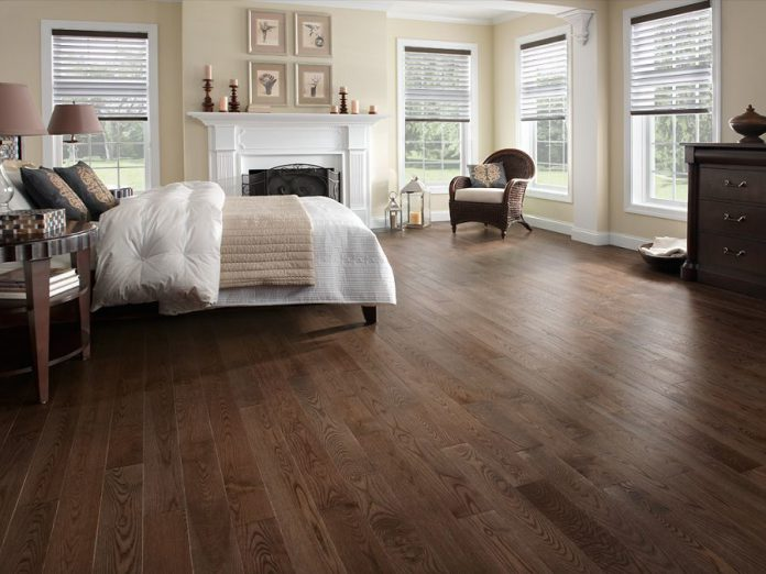 Preverco Flooring is one of the high-end hardwood flooring brands sold and installed by Town and Country Decorating Centre in Bobcaygeon (manufacturer photo)