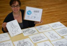 Janet Howse's social enterprise The Work of Art creates adaptable art products for those living with Alzheimer's and dementia. Her goal is to make it easy for caregivers and professionals to provide high quality, accessible, and age-appropriate art activities.