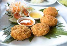 Saigon Shrimp Cakes