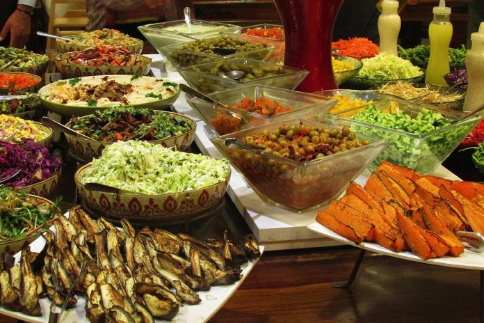 During a visit to Israel and Palestine this past March, Elaine McCarthy was fortunate to enjoy some amazing Middle Eastern foods