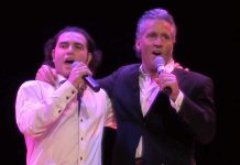 """Canadian singing duo Christopher Dallo and Brian Roman are performing at """"The Big Night"""" at Showplace in Peterborough on October 9"""