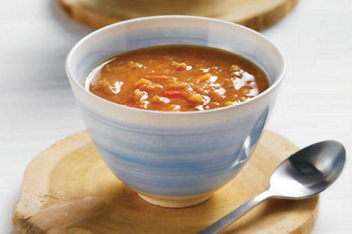 Italian-Style Lentil Soup (photo: President's Choice)