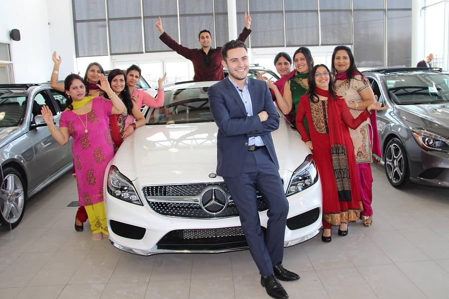Dancing is good for the heart news community for Mike schmitz mercedes benz dealership