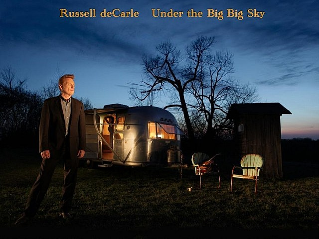 "Russell deCarle released his solo album ""Under the Big Big Sky"" in 2010"