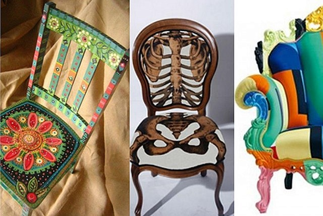 A few ideas about what you might see when the chairs come marching into Peterborough Square mid May