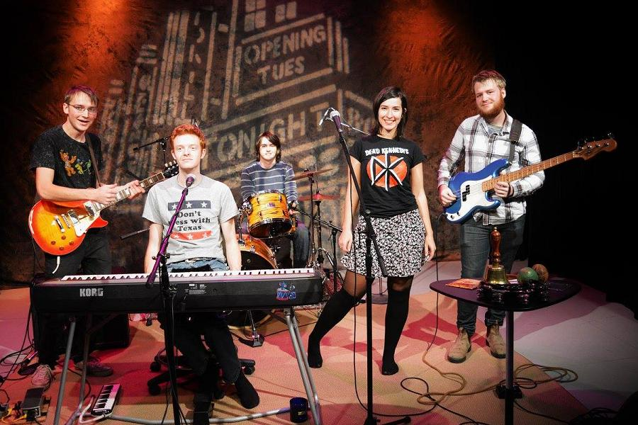 Local Bands Competing In Cbc S Searchlight Competition