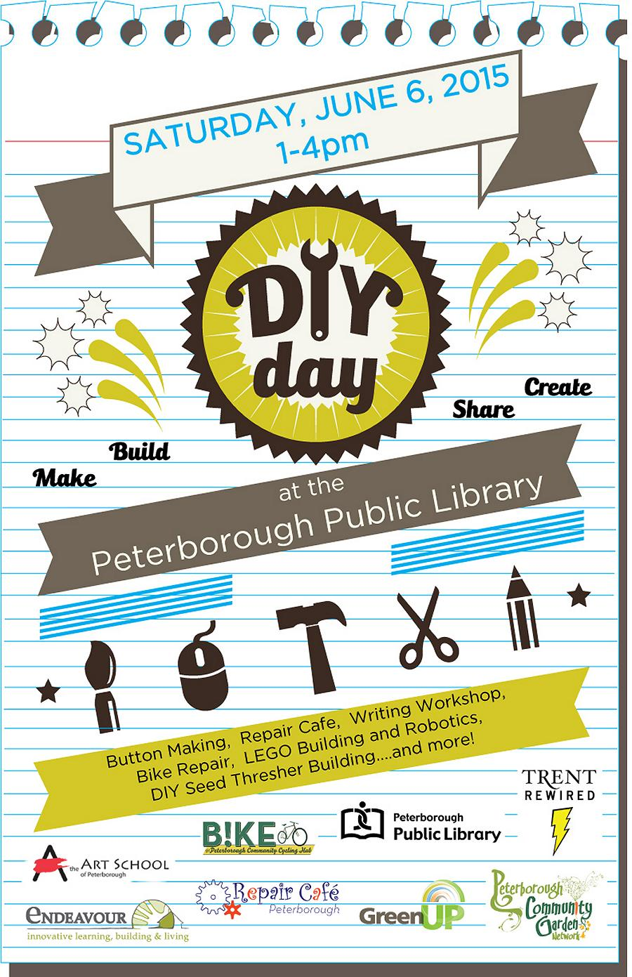 Learn to do it yourself on DIY Day | kawarthaNOW