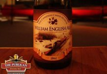 A portion of the sales of William English Ale, as well as future beers in the Canadian Canoe Museum Beer Series, will be donated to the Canadian Canoe Museum to support its expansion and continued growth (photo courtesy of Canadian Canoe Museum and Publican House Brewery)