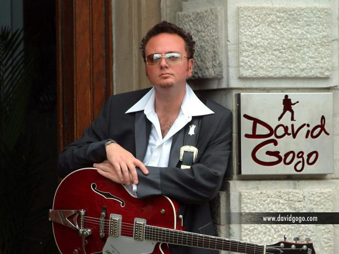 One of Canada's hardest-working and most prolific blues guitar virtuosos, David Gogo comes to Peterborough Musicfest on August 1