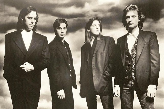 "The Northern Pikes had their biggest hit, ""She Ain't Pretty"", from their 1990 album ""Snow in June"""