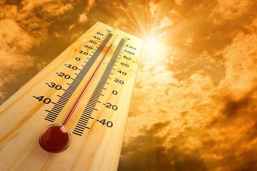 Heat warning back in effect for P.E.I