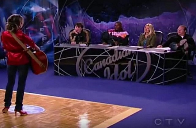 "Sass Jordan was a celebrity judge on ""Canadian Idol"" for five years. After this 2007 audition by Carly Rae Jepsen, Jordan's assessment was ""I think you're an absolute, bonafide, total star."""