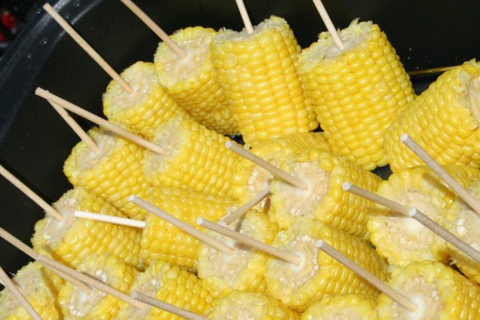 The Peterborough Downtown Farmers' Market will be handing out freshly boiled cobs of local corn on September 2