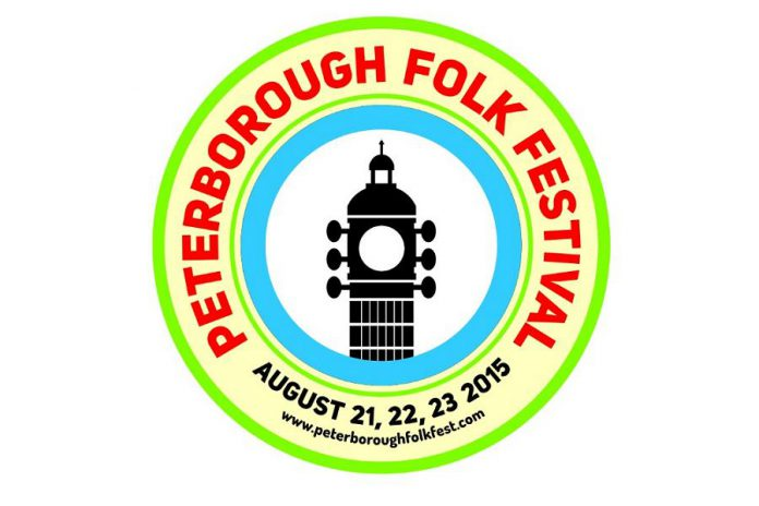 The 26th annual Peterborough Folk Festival begins on Friday, August 21 with a kick-off concert at Market Hall, followed by a full weekend of free music and more at Nicholls Oval Park