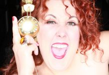 Sharron Matthews, Canada's premier cabaret artist, returns to New Stages to host a night of cabaret at Peterborough's Market Hall on November 7