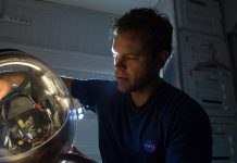 How accurate is the science portrayed in the Matt Damon film The Martian?
