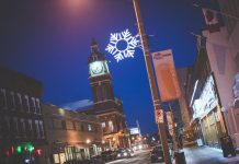 Shop in Downtown Peterborough this holiday season and you can win up to $2,500 in gift certificates while supporting the local economy (photo by Pat Trudeau of Trudeau Photography, trudeauphotography.ca)
