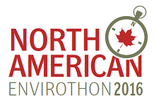 The North American Envirothon will be held in Peterborough from July 24-29, 2016