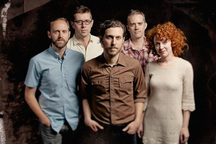 The Peterborough Folk Festival presents the Great Lake Swimmers at Peterborough's Gordon Best Theatre on in Peterborough on Thursday, December 17 (publicity photo)
