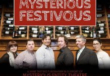 Mysterious Festivous is an annual wine and beer tasting fundraiser for Mysterious Entity Theatre (photo: Esther Vincent)