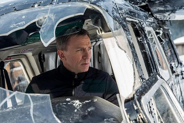 Daniel Craig returns for the fourth time as James Bond