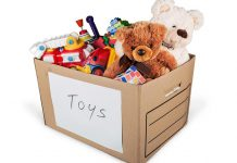 You can drop off new and unwrapped toys at the Canadian Mental Health Association branch at 415 Water Street in Peterborough