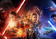 """Star Wars: The Force Awakens"", the seventh film in the franchise, opened in theatres on December 18, 2015"