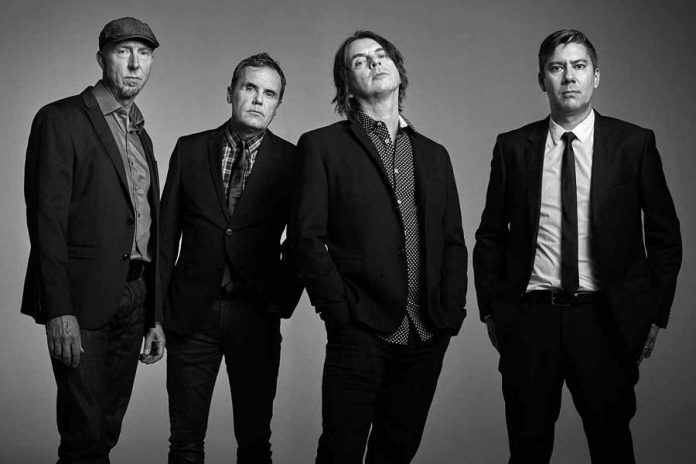 Canadian alternative rock veterans 54-40 will be performing acoustic reworkings of their tunes at Showplace in Peterborough on January 19