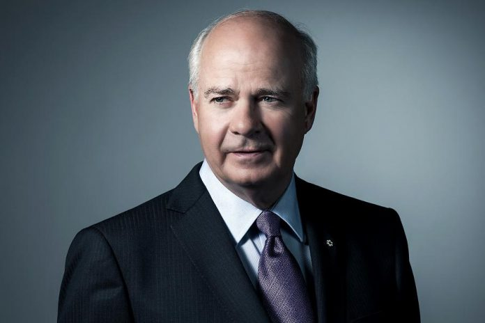 """Peter Mansbridge, Chief Correspondent of CBC News and anchor of """"The National"""", will share his thoughts about Elvis Presley with Gordon Gibb on January 26 (photo: CBC)"""