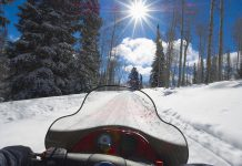 Snowmobile Safety Week runs from January 16 to 24