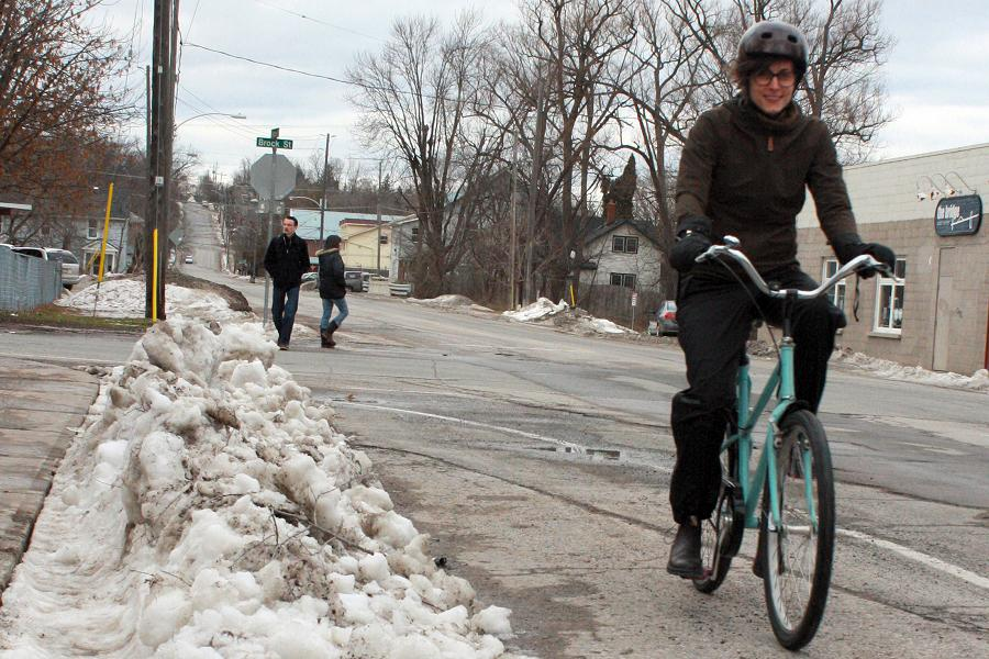Dig out your bicycle for Winter Bike to Work Day