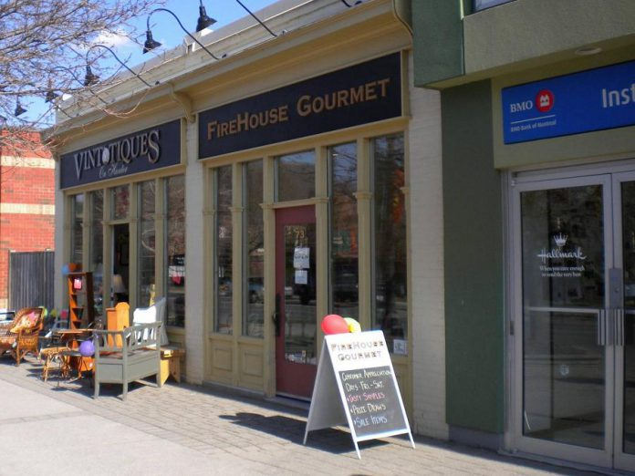 FireHouse Gourmet, a popular purveyor of hot sauces and gourmet and specialty foods, is closing its brick-and-mortar store in Peterborough's East City but will continue to operate online and in pop-up locations (photo: FireHouse Gourmet)