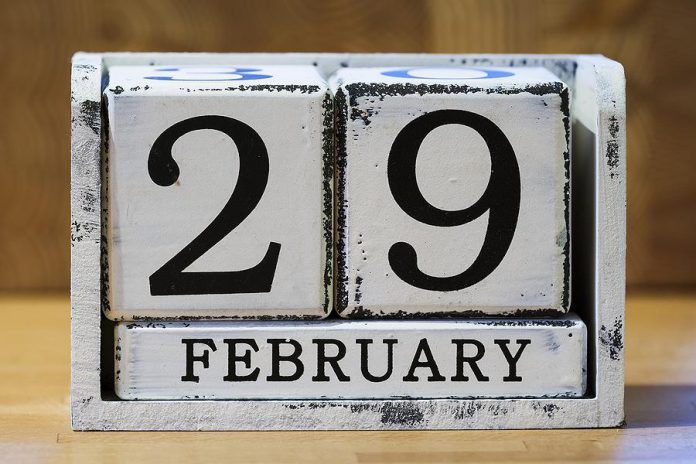 If you're a fan of Mondays, you'll be happy that we get an extra one this year on February 29