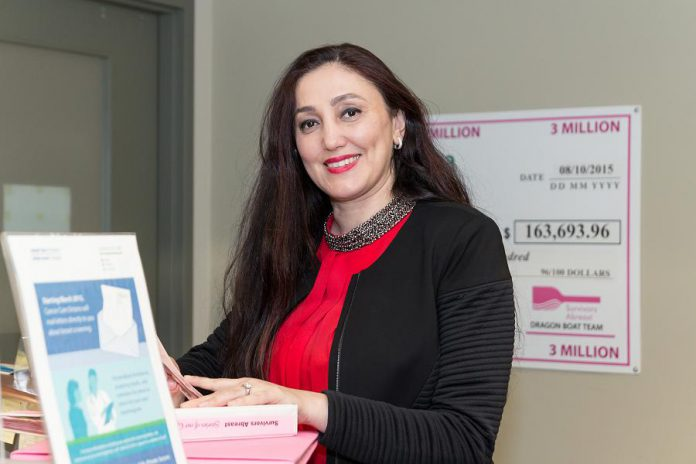 Dr. Rola Shaheen, Chief of Radiology and Medical Director of Diagnostic Imaging at Peterborough Regional Health Centre (PRHC), says screening is key to defeating breast cancer. To improve the standard in breast screening, PRHC is investing $1.9 million in three new full-field digital mammography units for the hospital's Breast Assessment Centre.