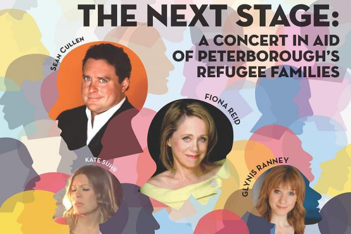 "New Stages Theatre Company presents ""The Next Stage: A Concert in Aid of Peterborough's Refugee Families"" on February 20 at Peterborough's Market Hall"