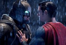 """Batman v Superman: Dawn of Justice"" opened in theatres for the Easter Weekend"