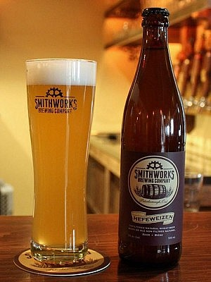 Now known as Smithavens, Smithworks has earned a reputation for producing European-style bottle-conditioned craft beer (photo: Smithavens)
