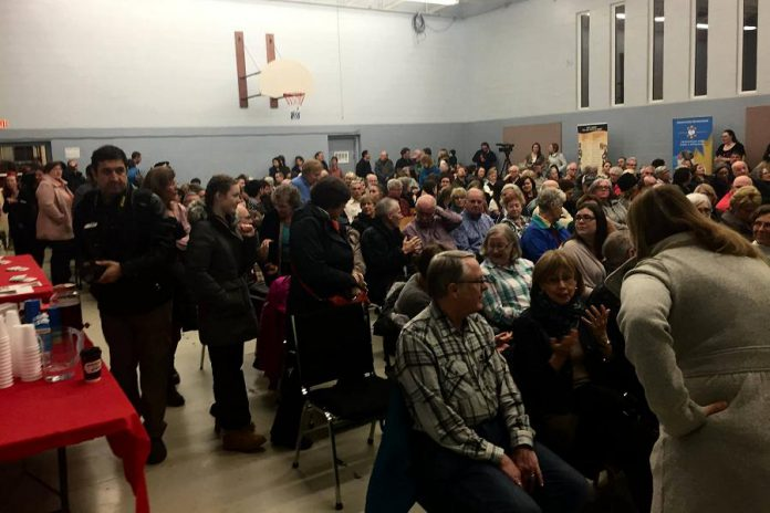 New Canadians Centre Peterborough has held two information sessions to support private refugree sponsorshop groups such as the Lakefield Refugee Sponsorship Project (LRSP). LRSP has raised over $11,600 so far to assist refugees settling in the Lakefield area. (Photo: LRSP / Facebook)