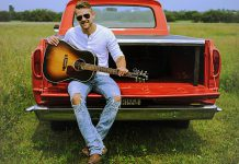 Peterborough country musician Jesse Slack is the Central Ontario winner in CBC Music's Seachlight competition (publicity photo)