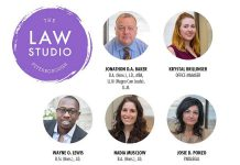 Toronto-based The Law Studio is opening offices in Times Square as of June 1st