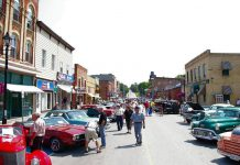 The Millbrook Lions Club presents the annual Millbrook Classic Car Show on Saturday, July 2