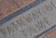 The Peterborough and District Pathway of Fame was established in 1998 to honour local people, past and present, who have contributed their talents and abilities to arts and culture in the Peterborough area