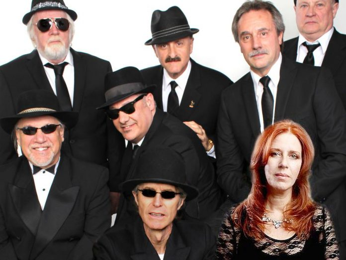 """Hamilton band Powerhouse brings """"Chicago Transit"""", their tribute to the iconic horn-based rock band Chicago, to Peterborough Musicfest for a special Canada Day evening show"""