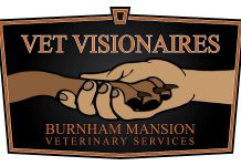 The new Burnham Mansion Veterinary Services on Keene Road is part of the Vet Visionaires chain of vet clinics